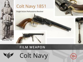 Colt Navy 1851 Produktbild