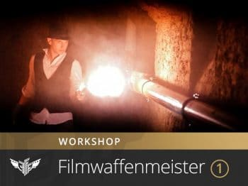 Filmwaffenmeister Film Bühne Theater Pistole Gewehr Schusswaffen Theaterwaffen Platzpatronen in Recht und Theorie und viel Praxis