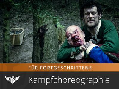 Kampfchoreographie Fight Choreography