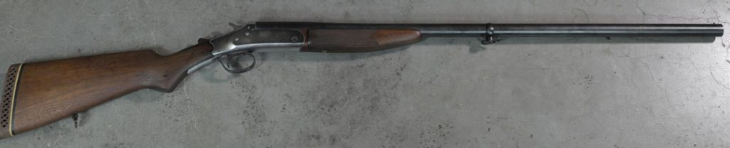 Gewehr Schrot Flinte Tontauben Jagd Kipplauf Doppelläufige Schrotflinte